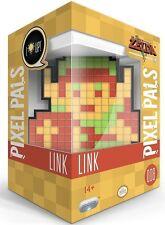 Pixel Pals LINK 8-BIT PDP Light Up Display 008 Zelda Lampe  - NEU & OVP