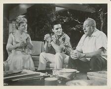 ELVIS PRESLEY  ANGELA LANSBURY BLUE HAWAII 1961 VINTAGE PHOTO ORIGINAL #1