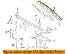 JAGUAR OEM 97-06 XK8 Wiper Washer-Windshield-Blade Insert GNB8961AA