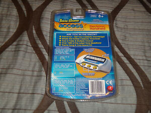 ACCESS HOLLYWOOD ELECTRONIC HANDHELD TRIVIA GAME NEW