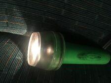 Princeton Tec 400 Scuba Diving Snorkeling Underwater Flashlight with strap green