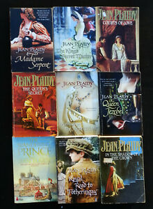 Jean Plaidy Collection - 9 Books