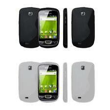 Resistente a prueba de impactos de onda gel-S teléfono Gel caso cubierta de piel Samsung Galaxy Mini S5570
