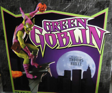 GREEN GOBLIN (THOMAS KUNTZ) STATUE BY BOWEN DESIGNS (FACTORY SEALED, MIB)