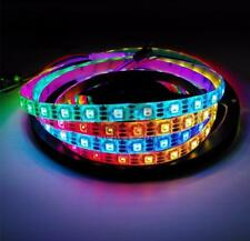 TIRA DE LED DE 1 M WS2812B DIRECCIONABLE IP30 5V 60LED/M STRIP LED RGB