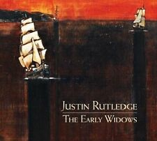 JUSTIN RUTLEDGE The Early Widows STILL SEALED CD w/ Oh Susanna Julie fader