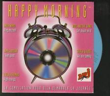 HAPPY MORNING FRENCH MCDONALDS PROMO CD ANITA WARD SISTER SLEDGE EVELYN THOMAS
