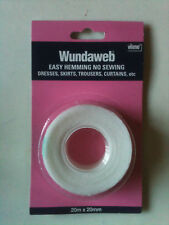 Wundaweb Hemming Tape By Vilene 20M x 20MM