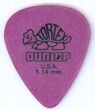 Jim Dunlop Tortex Guitar Picks - 1.14mm Gauge12 Pack
