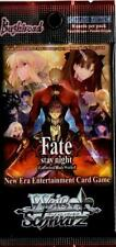 Bushiroad Weiss Schwar  Fate/Stay Night - Unlimited Blade Works Booster Pa New