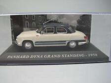 Autrefois Voitures Panhard Dyna Grand Standing 1958 Ixo Altaya 1/43