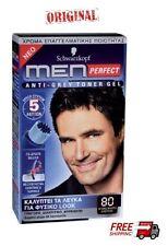 Schwarzkopf Men Perfect For Men Professional Hair Color Gel - Braun Black 80