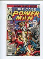 Luke Cage Power Man 39 VF- Hero For Hire (1972)  Marvel CBX1G