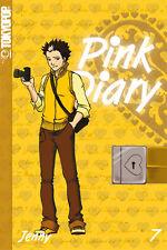 Pink Diary 7-germano-Tokyopop-productos nuevos
