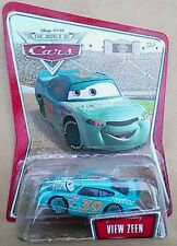 Disney Pixar Cars VIEW ZEEN # 39 WOC KMART - Nuovo in Blister. Card molto buona