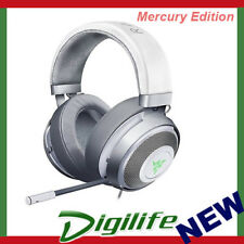 Razer Kraken 7.1 V2 Digital Gaming Headset - Mercury Edition RZ04-02060300-R3M