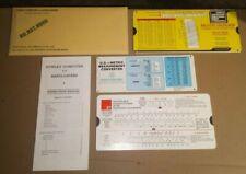 Reloading Equipment - Ballistic Calculator, Powley Computer for Handloaders, etc
