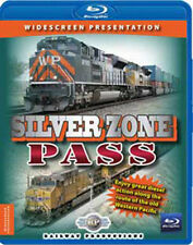 Silver Zone Pass BLU-RAY Shafter Western Union Pacific