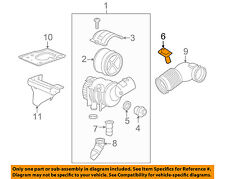 GM OEM-Mass Air Flow Sensor 98002762