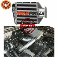 TOYOTA Land cruiser 100 / 105 1HZ 4.2L turbo diesel top mount intercooler kit-