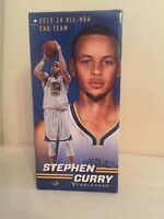 Stephen Curry Golden St Warriors bobblehead 2013/14 NBA 2nd Team New In Box