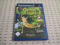 George der aus dem Dschungel kam für Playstation 2 PS2 PS 2 *OVP*