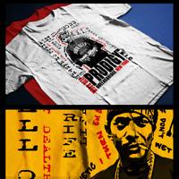 90s Hip Hop Music Queenbridge NYC Rap Legend Wu Cypha Underground Classic Tee