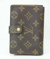 Louis Vuitton Geldbörse Portemonnaie LV Monogram Muster Vintage