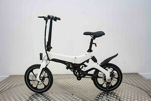 Haui S6 Electric Folding Bicycle
