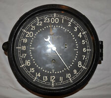 CHELSEA CLOCK BOSTON US MILITARY GOVERNMENT SHIPS CLOCK 1959