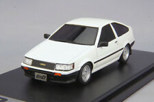 1/43 Hi-Story Modellers Toyota Corolla Levin AE85 Initial D Takeuchi Tree MD4323