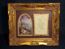 Bereavement Memorial  Frame Sympathy Remembrance Matted  Picture & Poem