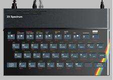 Sinclair ZX Spectrum 48K A3 Tamaño de Impresión Fine Art Giclée