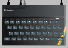 Sinclair ZX SPECTRUM 48K FINE ART giclée print Taglia A3