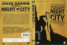 NIGHT AND THE CITY (1950) - Jules Dassin   DVD NEW