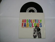 "PET SHOP BOYS - ABSOLUTELY FABULOUS - 7"" VINYL NEW UNPLAYED 1994"