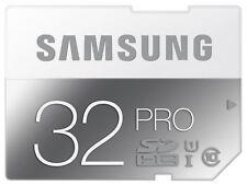 Tarjeta memoria Secure digital Samsung Mb-sg32d