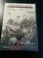 THEIR FINEST HOUR WAR DVD