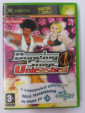 DANCING STAGE UNLEASHED - XBOX - PAL - Manuale in Italiano