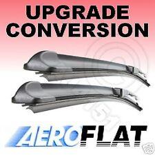 Alfa Romeo 156 & 164 UPGRADE aero flat wiper blades x2