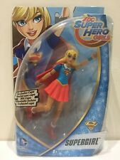 "DC COMICS - DC SUPER HERO GIRLS - 6"" SUPERGIRL FIGURE with CAPE"