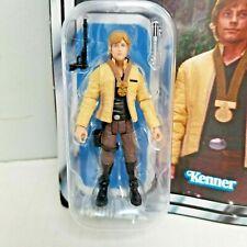 "Action Figure Star Wars Luke Skywalker Toy 3.75"" The Vintage Collection Kids New"