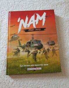 'Nam 1965-1972 Vietnam War Miniature Game (Battlefront, 2017)