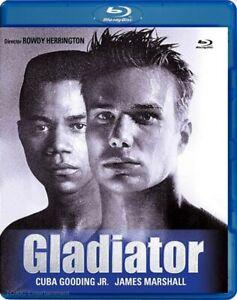 Gladiator (1992) Blu Ray Region B Import New & Sealed