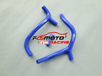 Blue Silicone RADIATOR HOSE For Honda CRF450 CRF450R CRF 450 R 2009-2012 10 11