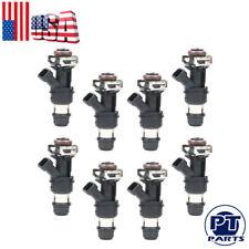 8 X New Fuel Injectors for GMC Cadillac & Chevrolet 4.8L 5.3L 6.0L 01-07