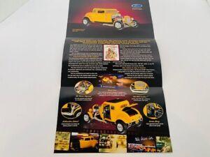 Franklin Mint Danbury Diecast Car model COA PAPERWORK American Graffiti Coupe