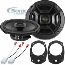 Dodge Ram 2002-2010 Front Factory Speaker Upgrade DB652, 82-6901, 72-6514