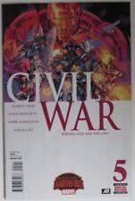 2015 CIVIL WAR #5  -   VF                      (INV18564)