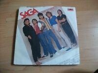 """7 """"   Single von Saga -  The Flyer"""